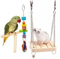 Аксессуары для птиц и грызунов