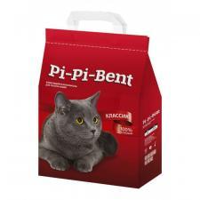 Наполнитель для кошачьих туалетов PI-PI-BENT