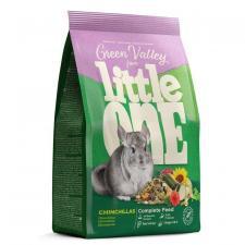 Литтл Уан Зеленая долина (Green Valley) - Корм из разнотравья для шиншилл, 750г