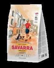 Корм для собак всех пород SAVARRA гипоаллергенный