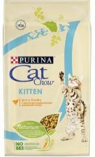 Корм для котят Purina Cat Chow® Kitten, высоким содержанием курицы