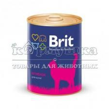 Brit Premium консервы для котят с ягненком 340гр
