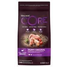 Wellness CORE Puppy беззерновой сухой корм для щенков, индейка с курицей