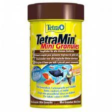 TetraMin Mini гранулы
