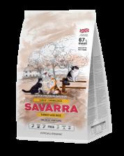 Корм для кошек с избыточным весом и стерилизованных Savarra Light