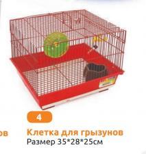Клетка для грызунов #04