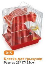 Клетка для грызунов #015