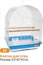 Клетка для птиц E8