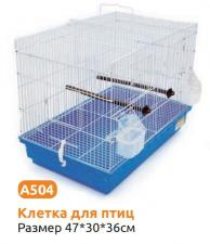 Клетка для птиц #504