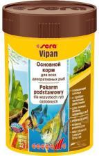 Корм для рыб Sera Vipan хлопья