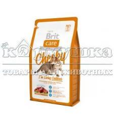 Brit Care Cat Cheeky I´m Living Outdoor беззерновой сухой корм для кошек