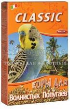 Корм для волнистых попугаев Fiory Classic