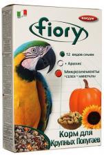 Корм для крупных попугаев Fiory Pappagali