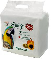Корм для крупных попугаев Fiory Pappagali 2,8 кг.
