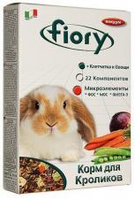 Корм для кроликов Fiory Caraote