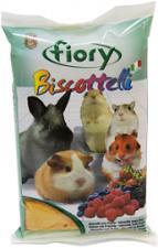Бисквиты для грызунов Fiory Biscottelli с ягодами