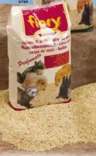 Наполнитель кукурузный для грызунов Fiory Maislitter Profumato дикие ягоды