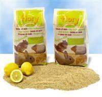 Наполнитель кукурузный для грызунов Fiory Maislitter Profumato лимон 5 л