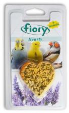 Био-камень для птиц Fiory Hearty Big с лавандой