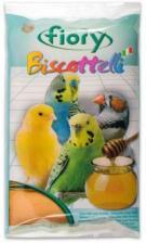 Бисквиты для птиц Fiory Biscottelli с медом