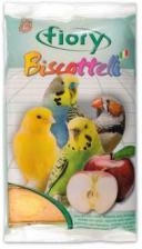 Бисквиты для птиц Fiory Biscottelli с яблоком