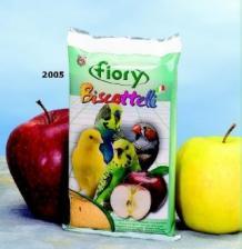 Бисквиты для птиц Fiory Biscottelli с яблоком, 35 гр.