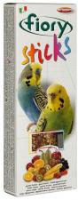 Палочки для попугаев Fiory Sticks с фруктами