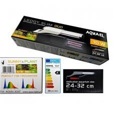Светильник для аквариума Aquael Leddy Slim 10W Duo Sunny&Plant