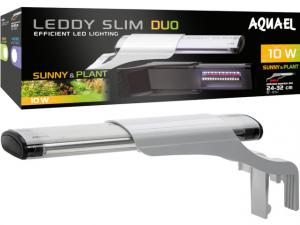 Aquael Leddy Slim 10W Duo Sunny&Plant