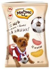 Лакомство для собак Мнямс, чипсы