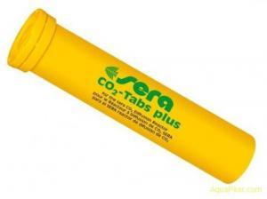 Таблетки Sera CO2-Tabs plus для реактора СО2-Start