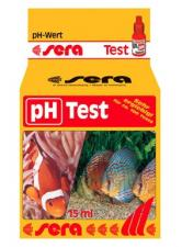 Sera PH-test, 15 ml.