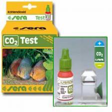 Тест воды Sera CO2 Test, длительного действия, 15 ml.
