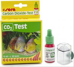 Тест воды Sera CO2 Test