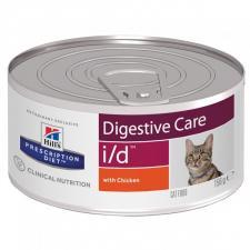 Консерва для кошек Hill`s I/D диета, лечение заболеваний ЖКТ
