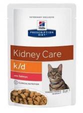 Влажный корм для кошек Hill`s k/d