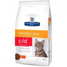 Корм для кошек Hill`s Prescription Diet C/D Urinary Stress