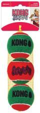 Игрушка для собак KONG Holiday Теннисный мячик