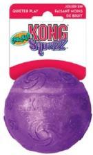 Игрушка для собак KONG Squezz Crackle хрустящий мячик