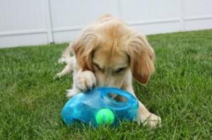 Игрушка для собак KONG Джумблер Регби