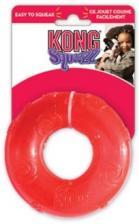 Игрушка для собак KONG Сквиз Кольцо d 16 см большое