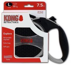 Поводок-рулетка KONG Explore L (до 50 кг) лента 7,5 метров