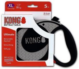 Поводок-рулетка KONG Ultimate XL (до 70 кг) лента 5 метров