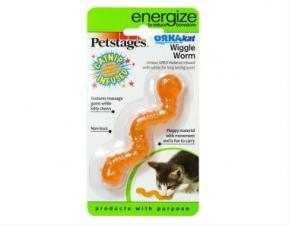 Игрушка для кошек Petstages Energize ОPKA червяк