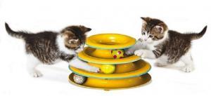 """Игрушка для кошек Petstages Трек  """"3 этажа"""""""