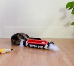 """Игрушка для кошек Petstages Трек """"Kitty Kicker"""" 40 х 9 см конфетка"""