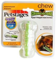 """Игрушка для собак Petstages """"Хрустящая косточка"""" резиновая"""