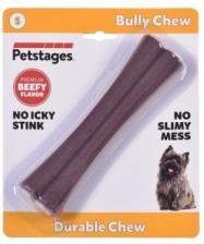 Игрушка для собак Petstages Bully Chew с ароматом говядины