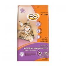 Корм для кошек Мнямс Hairball&Indoor с ягненком