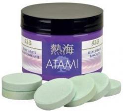 Релаксирующие минеральные таблетки Iv San Bernard ATAMI